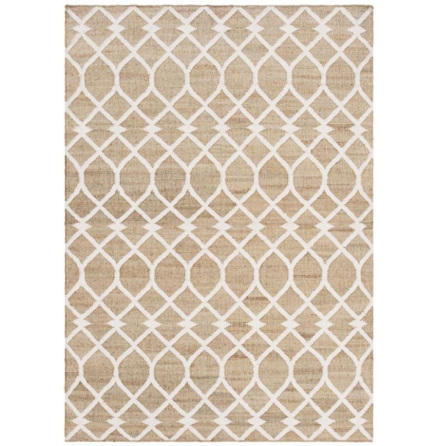 Rodas kilim, white